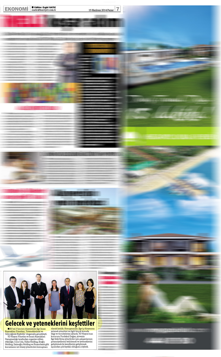 Hürriyet Ege - Haber - 15.06.2014