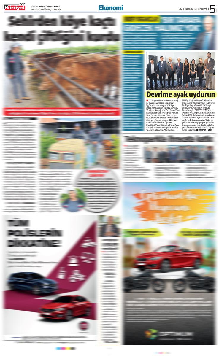 Hürriyet Ege - Haber - 20.04.2017