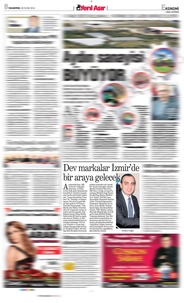 Yeni Asır - Haber - 20.01.2014