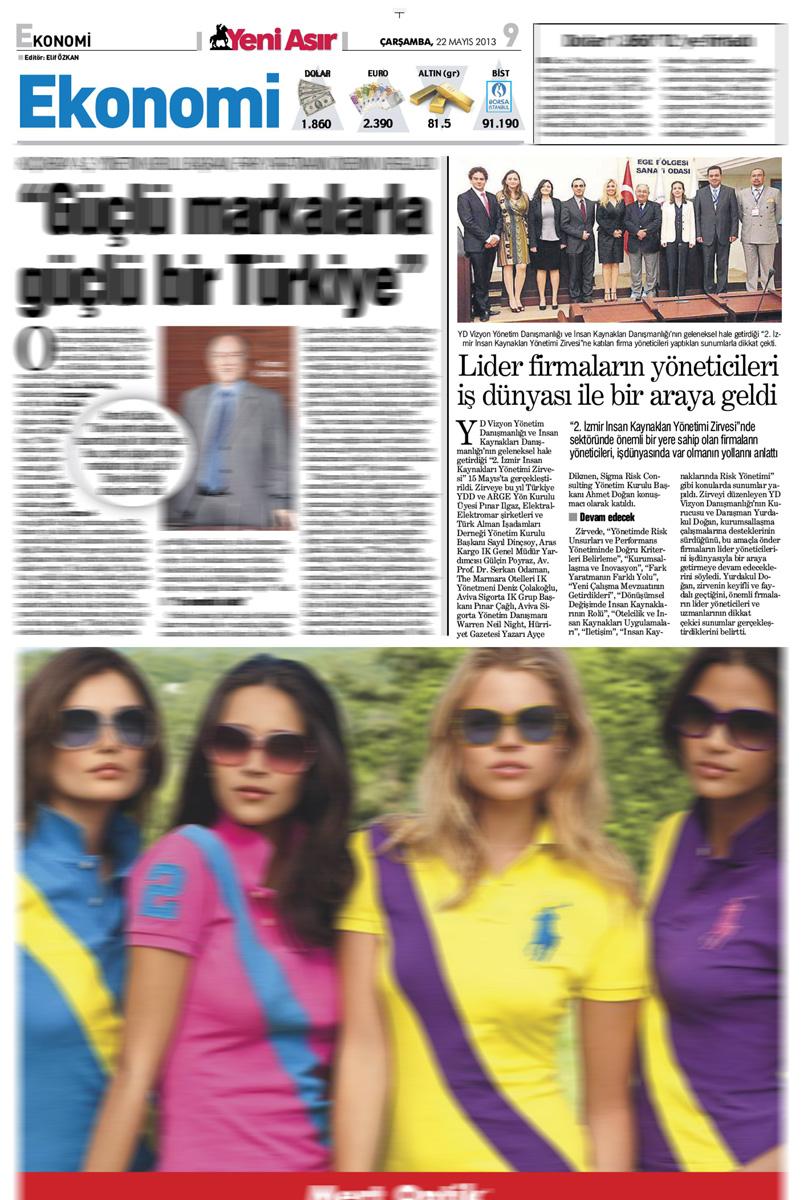 Yeni Asır - Haber - 22.05.2013