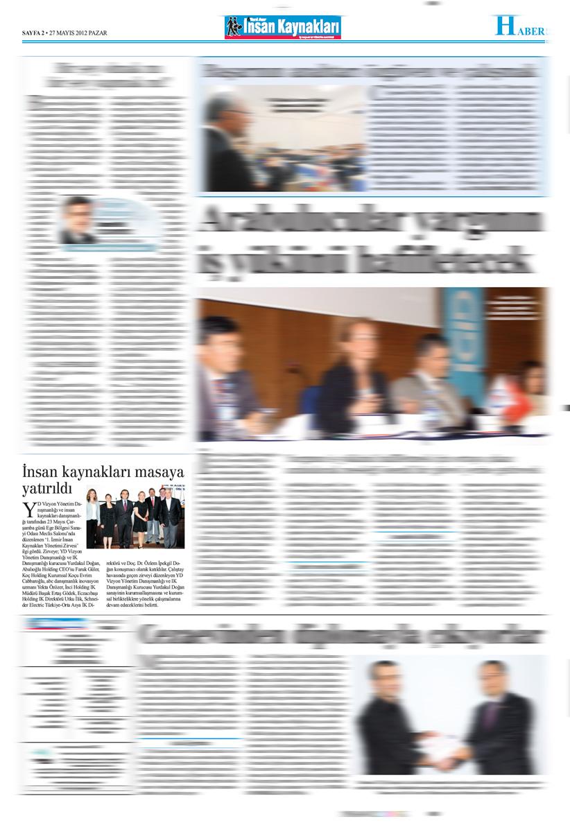 Yeni Asır IK - Haber - 27.05.2012